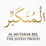 al-Mutakab-bir