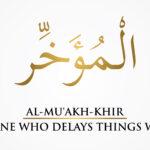 al-Mu'akh-khir